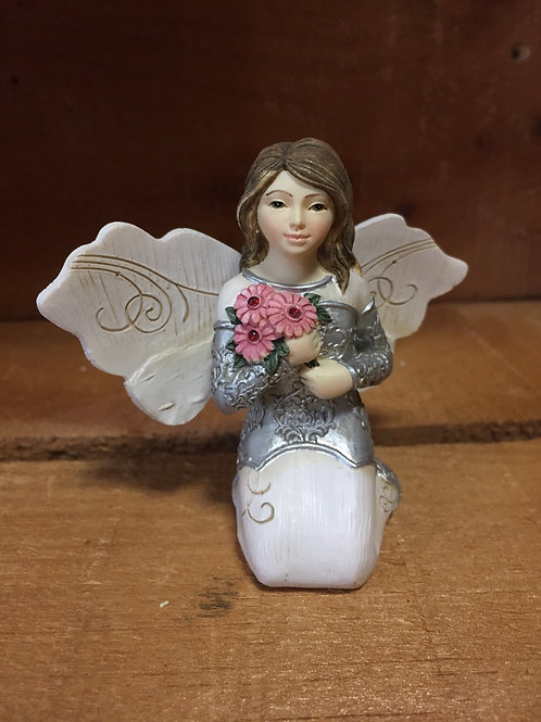 Birthstone Angel - January