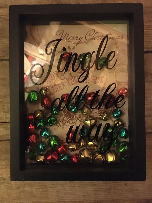"8.75"" x 6.5"" Light Up Wooden Sign"
