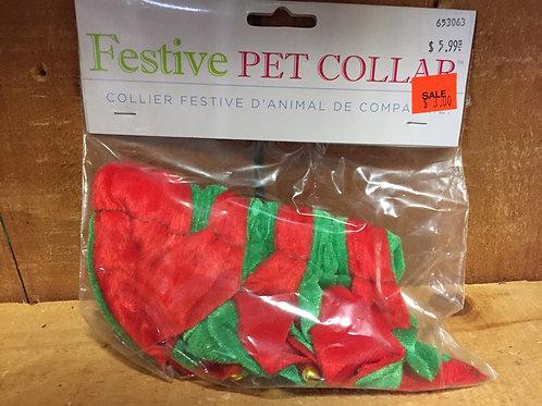 Festive Pet Collar
