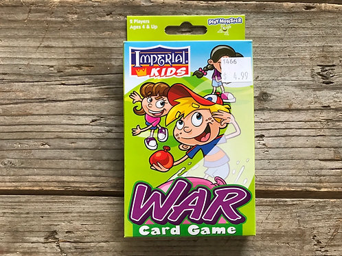 War Card Game by Play Monster/Imperial Kids