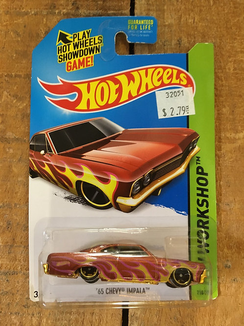 '65 Chevy Impala HW Workshop Hot Wheel