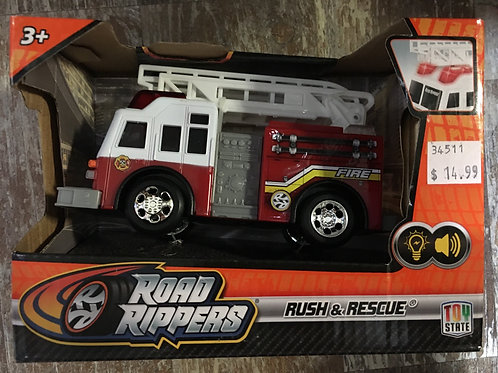 Road Rippers Rush and Rescue Fire Truck