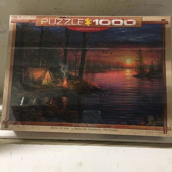 Evening Mist-1000 pc Eurographics Puzzle
