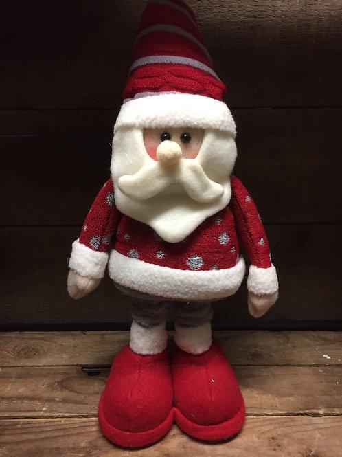 Extendable Legs Santa