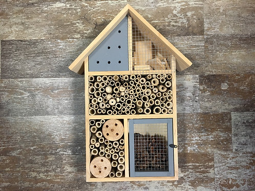 """14.5"""" x 10.5"""" x 3.75"""" Hanging Wood Pollinator Home by Koppers Imports"""