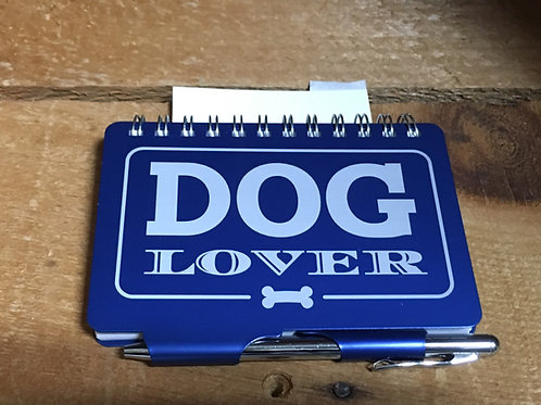 "Address Book - Dog Lover - 4.5"" x 3.5"""