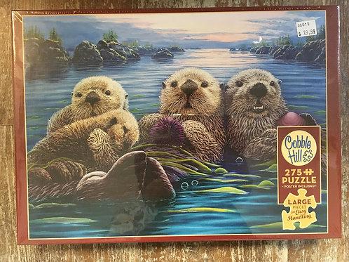 Treasures of the Sea- 275 Piece Cobble Hill Puzzle