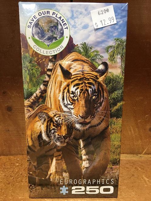 Tigers - 250pc Eurographics
