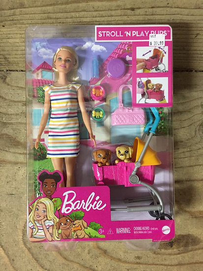 Barbie Stroll n Play