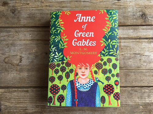 Anne of Green Gables by L. M. Montgomery Paperback Unabridged Book