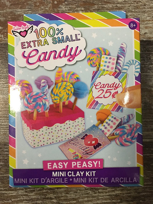 100% Extra Small Candy Easy Peasy Mini Clay Kit by Fashion Angels Enterprises