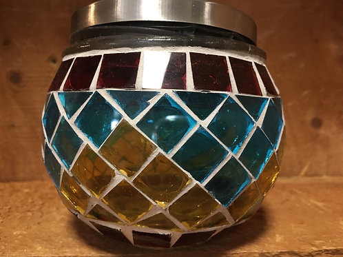 Mosaic Jar - Final Sale