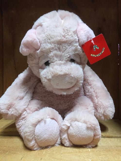 """10"""" Sluuumpy da Pig Plush Stuffed Animal"""