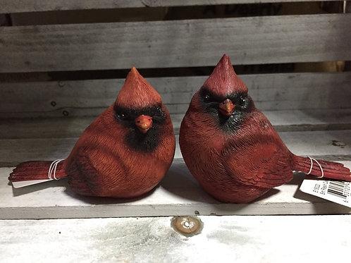 Resin Cardinal