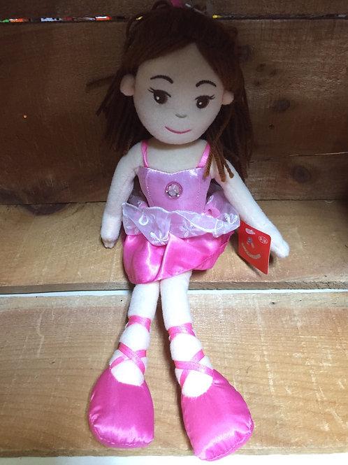 Ballerina Plush