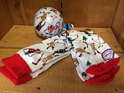 Men's Socks in Ornament