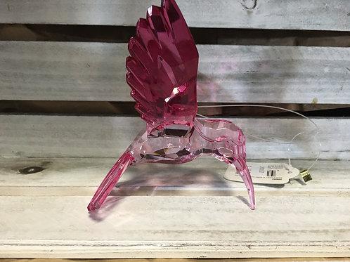 Acrylic Hummingbird