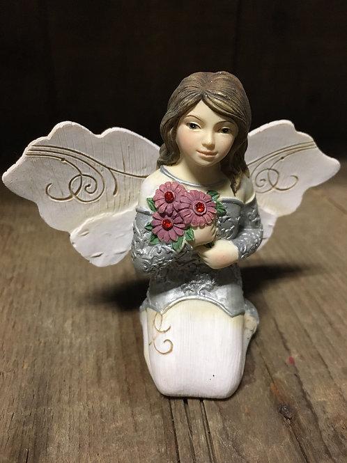 Birthstone Angel - July