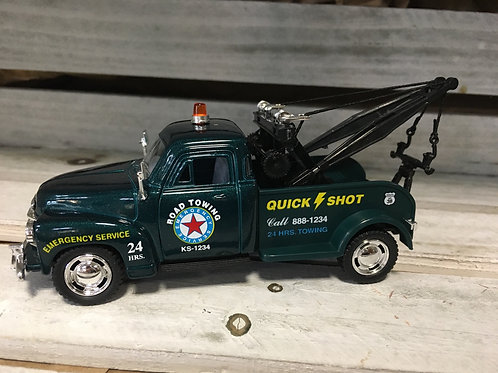 1:38 1953 Chevrolet 3100 Wrecker