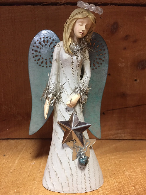 "6"" Angel Figurine"