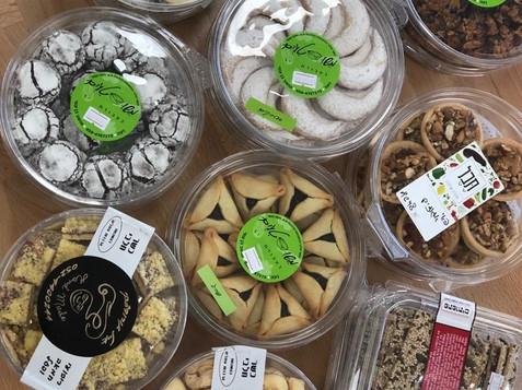 מבחר עוגיות