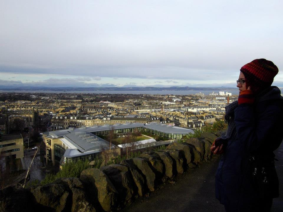 Indefinitely, Travis, Calton Hill, Edinburgh