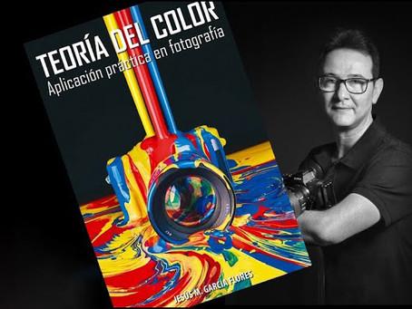 Jesús M. García publica su libro sobre TEORÍA DEL COLOR