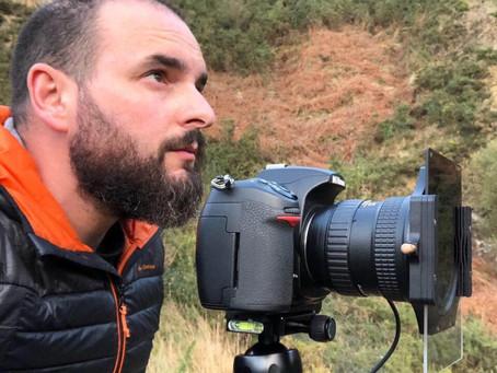 JORGE LÓPEZ NOVAL en EL FOTÓGRAFO EN EL COCHE.