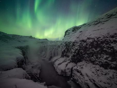 Una imagen de Virgina Yllera, es elegida entre las 25 mejores auroras boreales por CAPTURE THE ATLAS