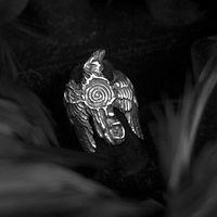 """Ring """"Corvus"""""""