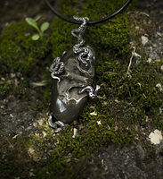 "Pendant ""Rune of lizards"""
