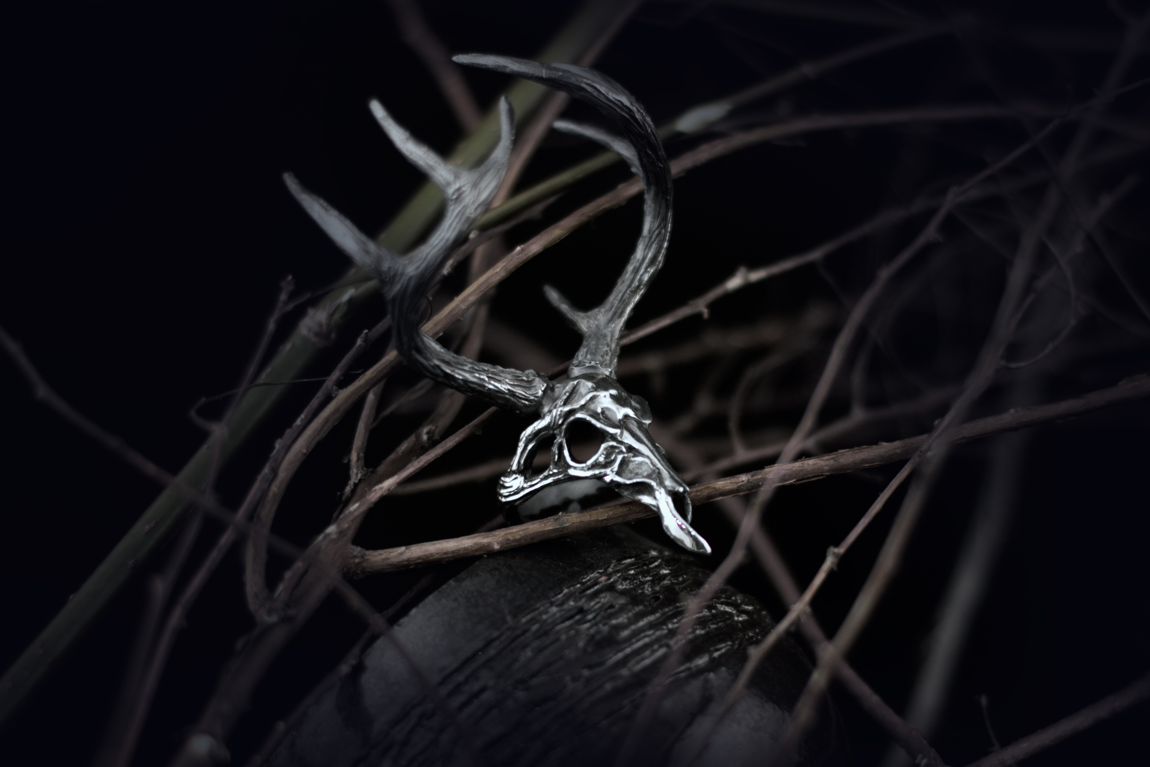 """Кольцо """"Король Леса"""""""