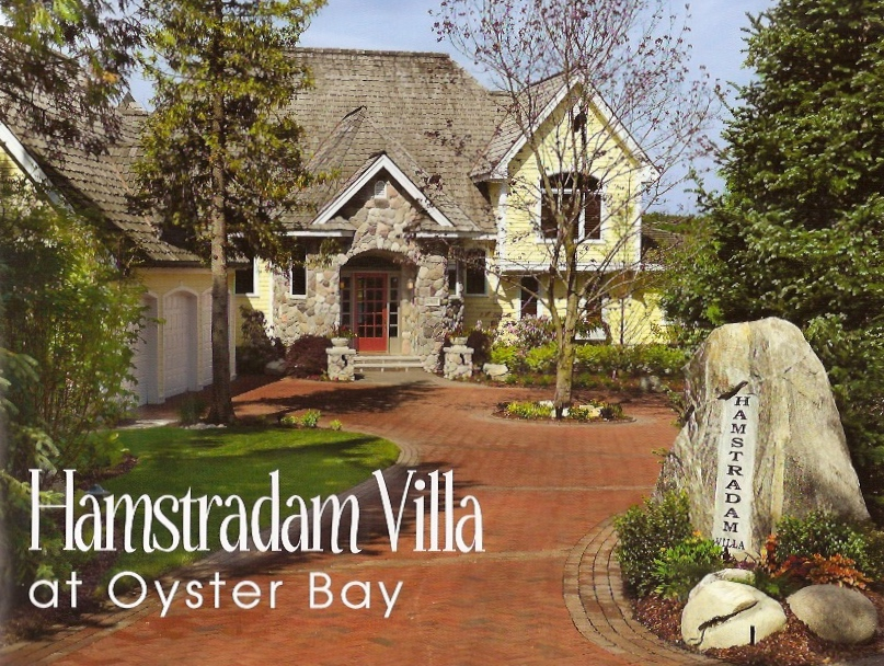 Hamstradam Villa at Oyster Bay