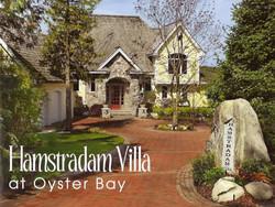 Hamstradam Villa at Oyster Bay