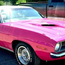 1970 Pink 'Cuda