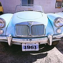 1961 MGA