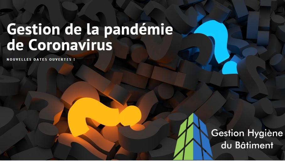 Formation sur le coronavirus et sa prévention