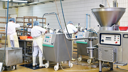 Machinerie agroalimentaire