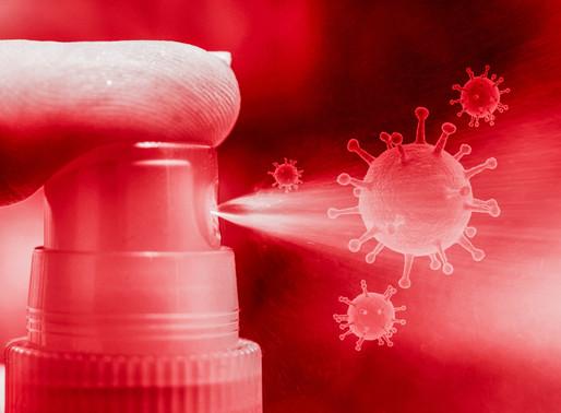 La majorité des américains ne désinfectent PAS correctement malgré la pandémie du Coronavirus.