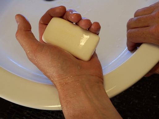 Le savonnier, paradis des microbes