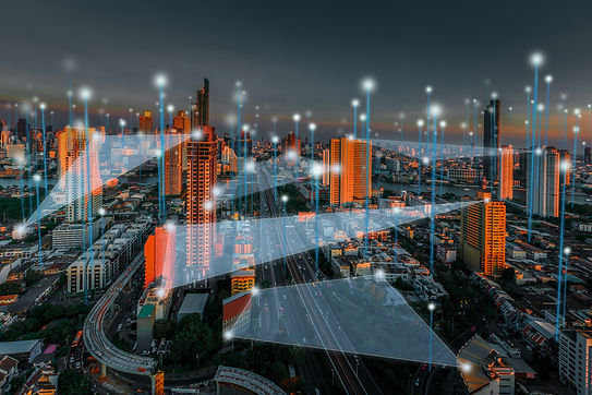Smart city and dot point connect Modern Telecom System ,Boundless connection technology co