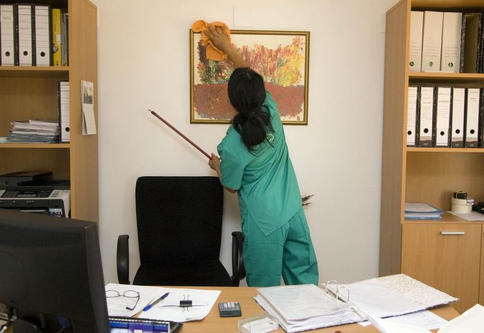 Cleaning for health in the year 2020