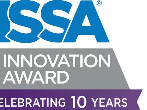 Optisolve, récipiendaire du prix de l'innovation de l'année au ISSA show North America 2019