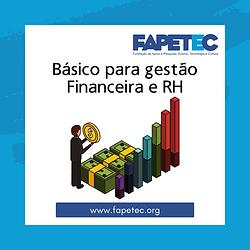 Básico para gestão Financeira e RH