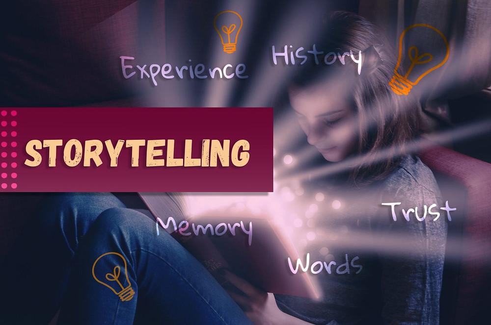 O STORYTELLING NA EDUCAÇÃO
