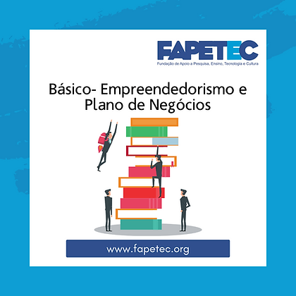 Básico- Empreendedorismo e Plano de Negócios