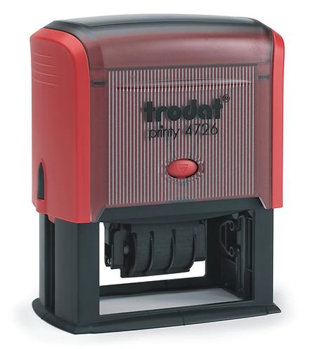 Trodat Printy MCI 4726 Rot  75x38mm / 4mm