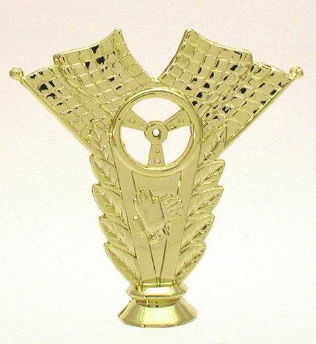 Lenkrad Gold 125mm