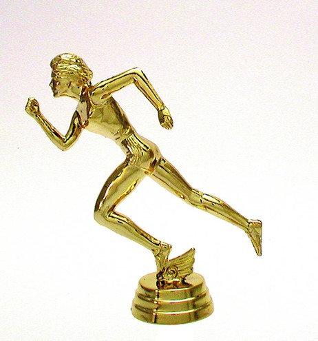 Leichtathletik Damen Gold 108mm