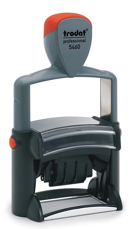 Trodat Professional 5460 2F 56x33mm / 4mm